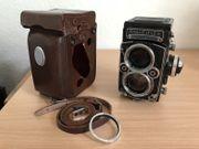 Rolleiflex 2 8F mit Planar