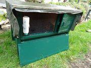 Geschenkt Kleintierstall für Kaninchen Meerschweinchen