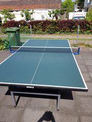 Indoor-Tischtennis-Platte