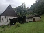 Bauernhaus in idyllischer Lage zum