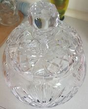Glas Bowleschale