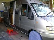 Unterstellplatz für Womo-Kastenwagen