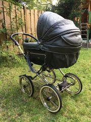 Emmaljunga Kinderwagen Mondial De Luxe