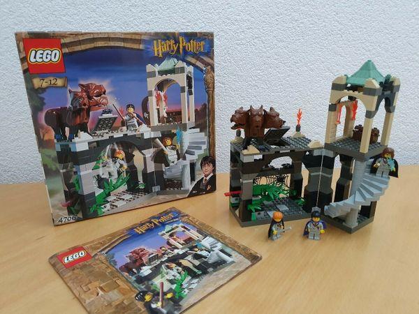 LEGO Harry Potter Der verbotene