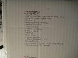Öfen, Heizung, Klimageräte - Ventilator AEG Windmaschine VL 5606