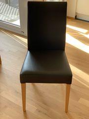Esszimmer-Stuhl 8x verfügbar braun mit