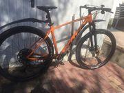 MTB-Fahrrad Herren Neu