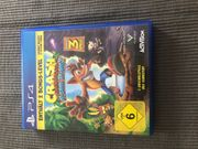 PS4 Spiel Crash Bandicoot Sane