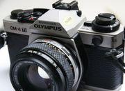 OLYMPUS OM4ti Kamera mit Zuiko