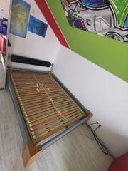 Bett 140x200 inkl Lattenrost