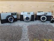 3 schöne Beirette Kameras