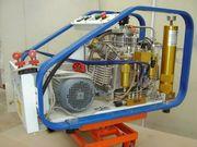 Atemluft- Tauchkompressor IDE Modell T210ET