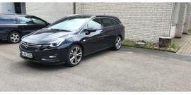 Opel Astra Kombi Ultimate