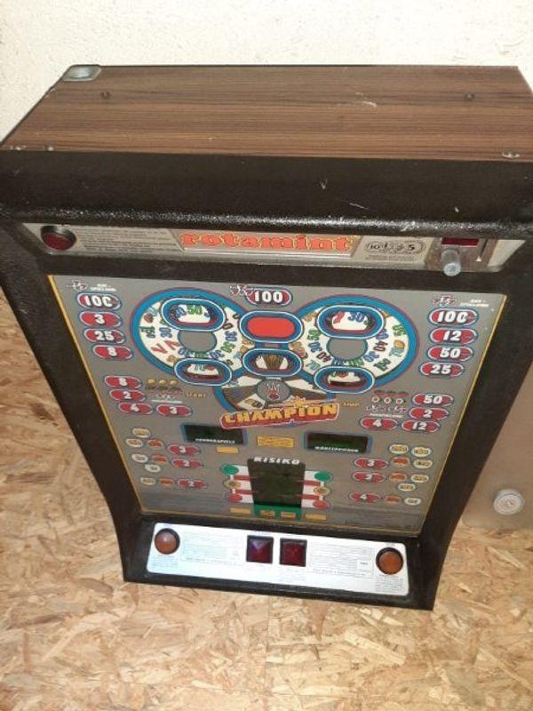 Spielautomat rotamint funktionsfähig