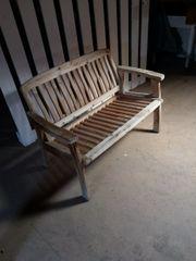 Holz bank