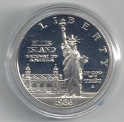 1 Dollar USA Liberty Freiheitsstatue