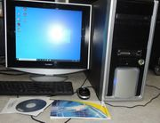 PC-System mit WIN 10