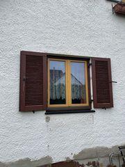 Fensterläden Klappläden