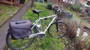 E-Bike Kalkhoff Herren Leichtlauf Trekkingrad