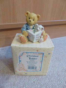 Sonstige Sammlungen - Cherished Teddies - Christian -