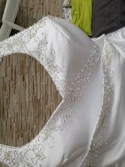 Hochzeitskleid Gr 36
