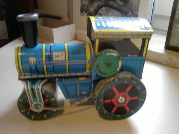 Kovap Straßenwalze Spielzeug Sammler ca