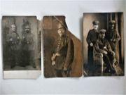 Alte Postkarten Fotos 1 WK
