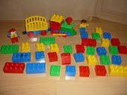 LEGO DUPLO Clown-Schiebe-Zug Steine-Sammlung aus