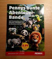 3 volle Penny Treuepunkte Hefte