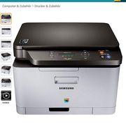Samsung Farblaserdrucker Xpress C460FW