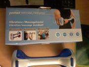 Vibrations- Massagehantel Hantel Fitness