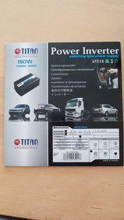 Spannungswandler - Power Inverter - Neu
