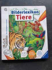 Tiptoi Buch Bilderlexikon Tiere