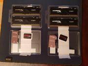 16GB HyperX Fury RGB Speicher