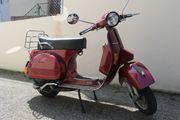 Vespa P 200 E GS