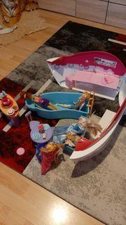 das perfekte Weihnachtsgeschenk Barbie Schiff