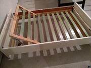 Vollholz Kinderbett