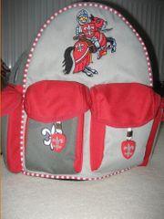 Kinder Ritter Rucksack ideal für