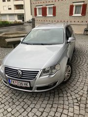 VW Passat 1 9tdi highline