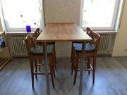 Barstühle Tisch