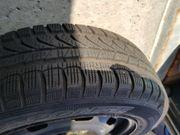 4 Winterreifen auf Felgen Mazda