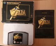 Nintendo N64 Zelda