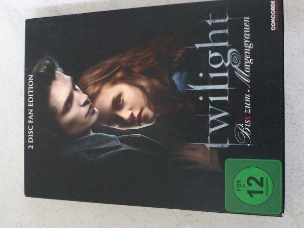 dvd twilight biss zum Morgengrauen