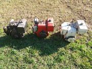 Schneefräse Motore