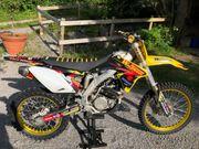 Motocross Suzuki RM-Z 250 L4
