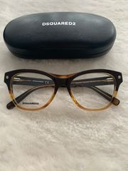 Dsquared2 Damen Brillengestell Cateye NEU