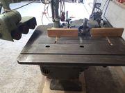 Kehlmaschine Tischfräse