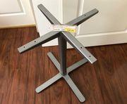 BILLSTA - Kreuzuntergestell grau IKEA