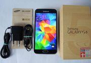 Samsung Galaxy S5 black mit