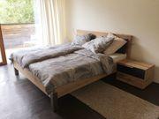 Doppelbett 180 x 200 Wildeiche